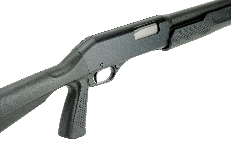 Stevens Improves 320 Security Shotgun Design - Weapons