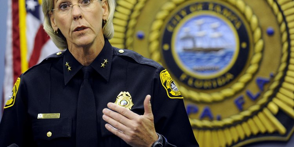 Tampa new mayor Jane Castor served as the city's police chief for six years. (Photo: Jane Castor...
