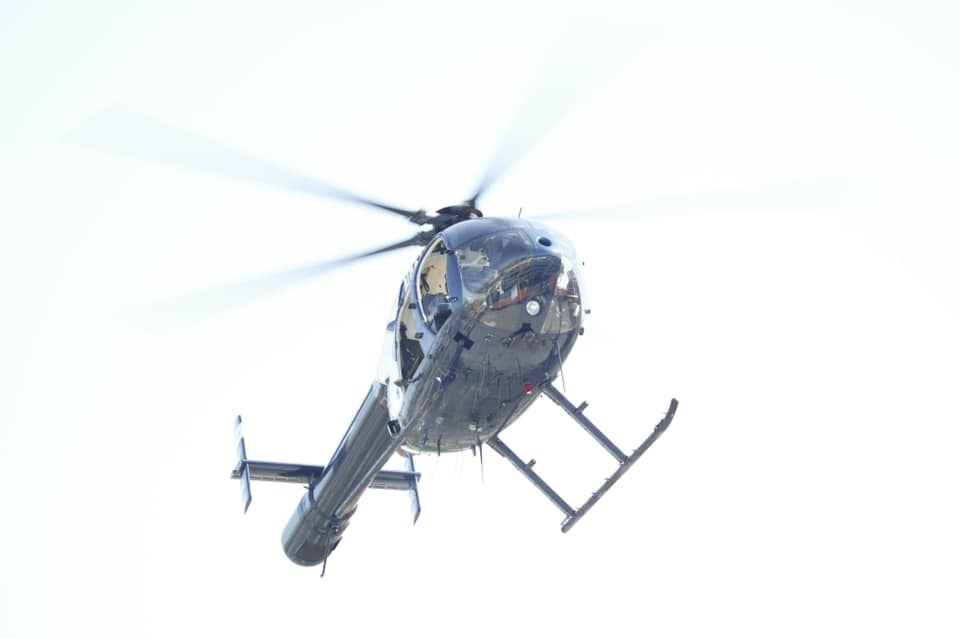 California Helicopter Crew Safely Makes Emergency Landing