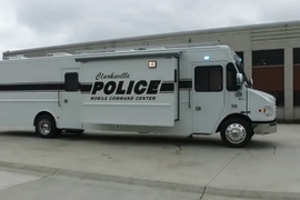 Tennessee Department Gets New Mobile Command Center