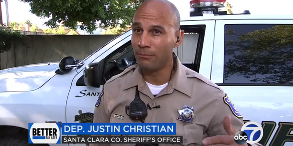 World Series Champion Takes on New Career as California Deputy