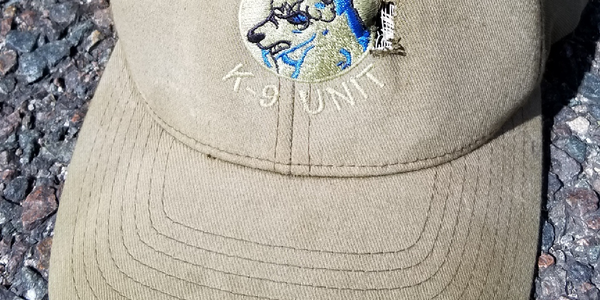 Sgt. Thomas Dane of the Volusia County (FL) Sheriff's Office was wearing this hat when he was...