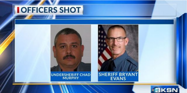 Kansas Sheriff and Undersheriff Shot, Suspect Dead