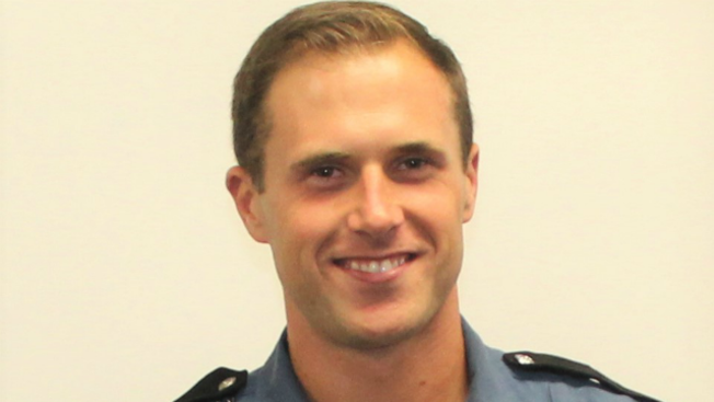 Detective Ben Campbell of the Maine State Police died when a wheel came off of a tractor trailer and struck him.  - Photo: Maine State Police