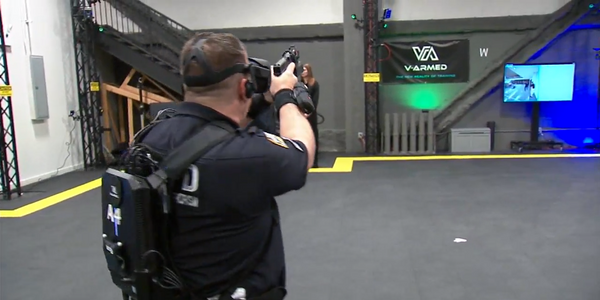NYPD Testing Virtual Reality-Based Training