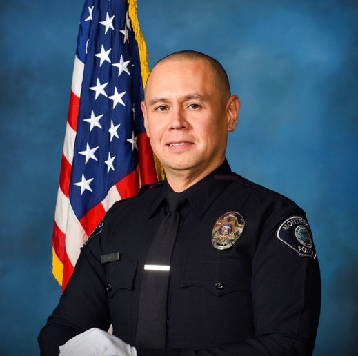 An officer with the Montebello (CA) Police Department was discovered dead in the locker room of the police department on Easter Sunday. The coroner has not yet determined if the death was an accident or a suicide.
