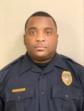 Union City, GA, Officer Jerome Turner, Jr. was shot multiples times Monday.  - Photo: Union City (GA) Police Department