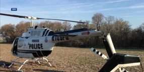 Omaha Police Helo Makes Emergency Landing After Mechanical Failure