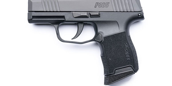 The Indiana State Police have adopted the SIG Sauer P365 as their back-up duty firearm for their...