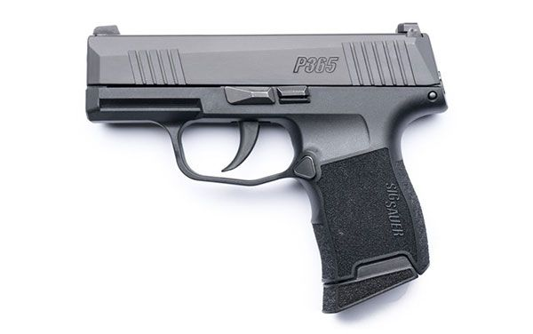 The Indiana State Police have adopted the SIG Sauer P365 as their back-up duty firearm for their more than 1,250 troopers.  - Photo: SIG Sauer