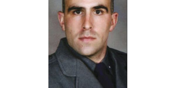 New York State Trooper Joel R. Davis (Photo: New York State Police)