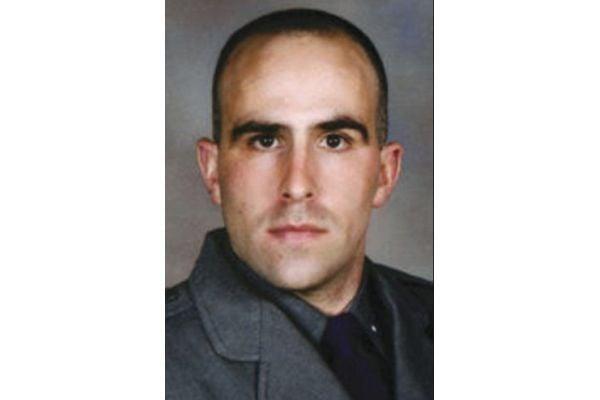 New York State Trooper Joel R. Davis (Photo: New York State Police)  -