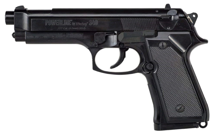 Official say a man pointed a Daisy BB pistol like this one at officers before he was killed Monday evening. (Photo: Anchorage PD) 
