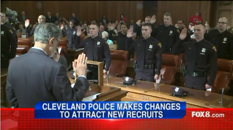 Cleveland Making It Easier for Lateral Transfers to Join Force