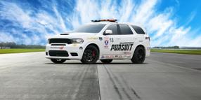 Dodge Durango Pursuit-Based Concept Vehicle Hits the Race Track