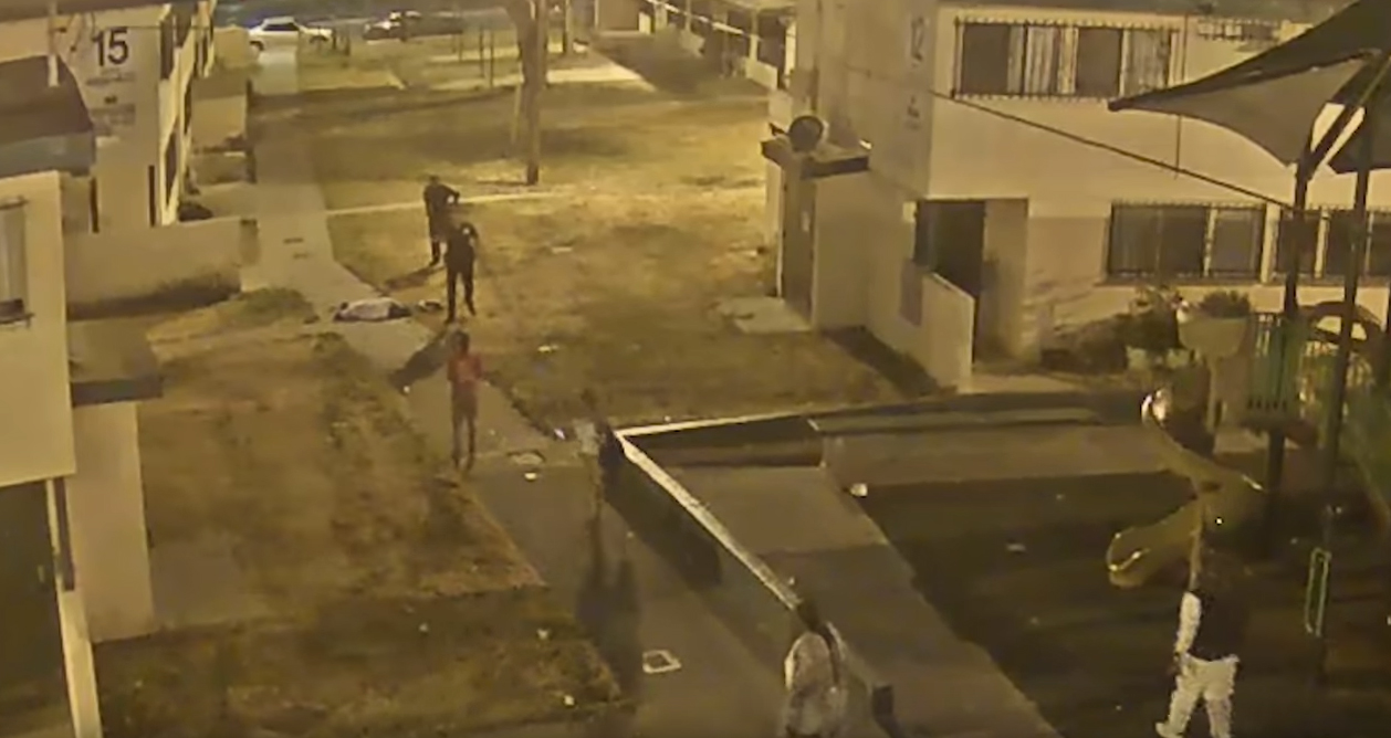 Video: LAPD Release Video of Ambush on Officers
