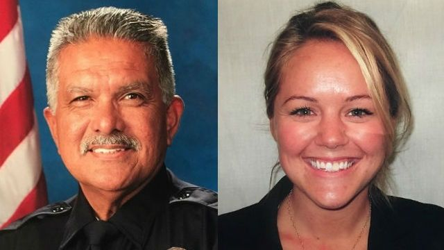 John Hernandez Felix was found guilty this week of murdering Palm Springs, CA, officers Jose Gilbert Vega and Lesley Zerebny (Photo: Palm Springs PD)
