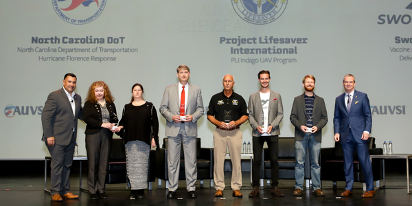Project Lifesaver International has received an award for its use of Unmanned Aerial Systems in...