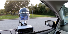 Video: Could a Robot Make Traffic Stops Safer?