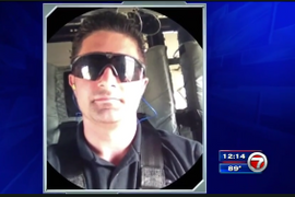 Video: FL Sergeant Shot in Chest in Training Accident