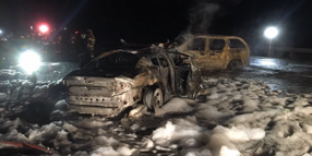 Ohio Trooper Hit, Critically Injured by Wrongway Driver in Fiery Crash