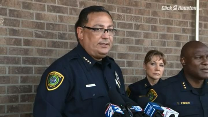 Houston Police Chief Art Acevedo expressed frustration over the practice of deferred adjudication, in which defendants can plead guilty of a crime and be given a sentence of probation. When the probation period is successfully completed, the case is dismissed.