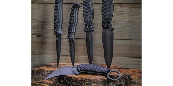 Blackhawk Andrew Arrabito Blades