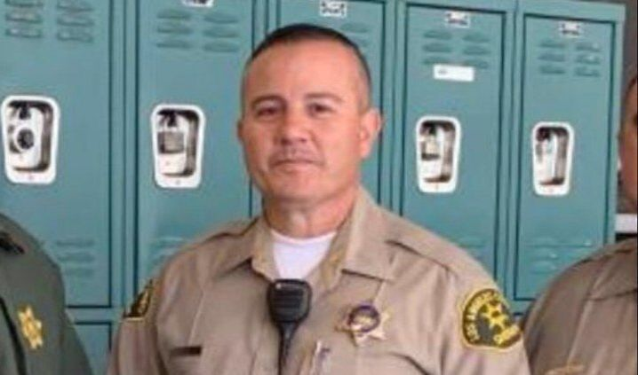 Deputy Joseph Solano succumbed to his injuries after being shot in the head off duty.