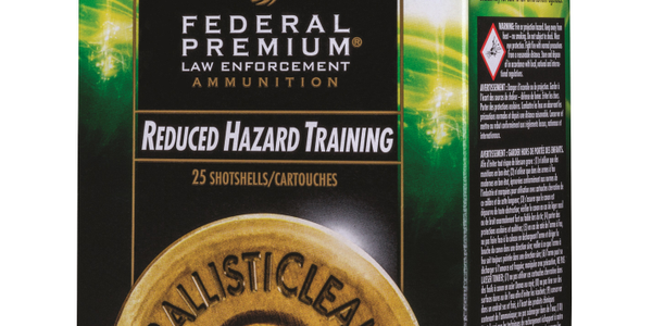 Federal Premium Law Enforcement's new BallistiClean frangible slug and buckshot loads are now...