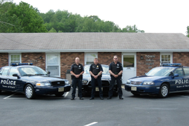 Anonymous Donor Funds Purchase of Patrol Cars for Small Town Department