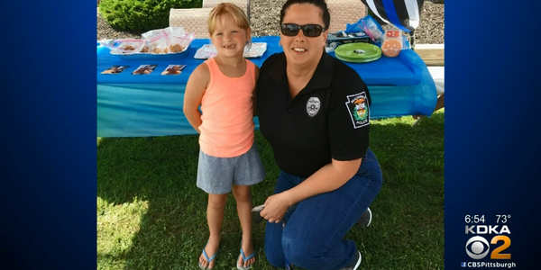 First-Grade Girl Holds Fundraisers for Police Department to Get K-9