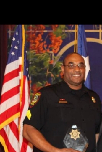 Sergeant Keith Shepherd.  - Image courtesy of Tarrant County SO / Twitter.