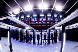 Meggitt Training Systems Outfits Dual-Use and Rare Two-Story Live-Fire Indoor Ranges