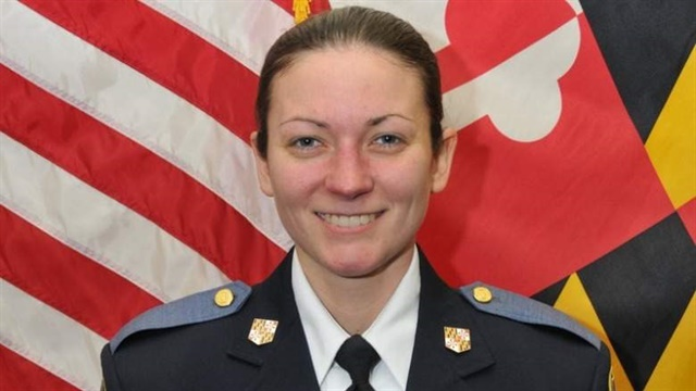 Officer Amy Caprio  - Photo: Baltimore County PD
