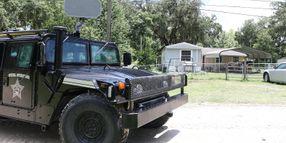 Barricaded Florida Man Surrenders to Responding SWAT Team