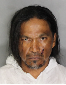 Adel Sambrano Ramos was booked into the main jail on a single count of murder.