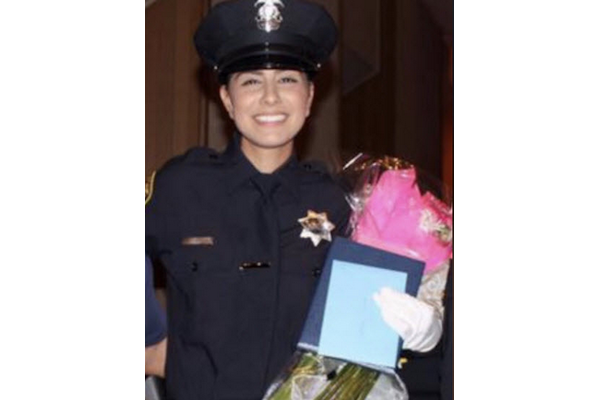 Davis, CA, Police Officer Natalie Corona was murdered in January 2019.