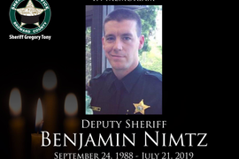 Florida Deputy Killed in Vehicle Collision While En Route to Domestic Call