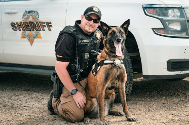 Wyoming K-9 Unit Locates Missing 4-Year-Old Boy