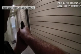 Texas Police Release Body-Cam Footage of Officers Under Fire