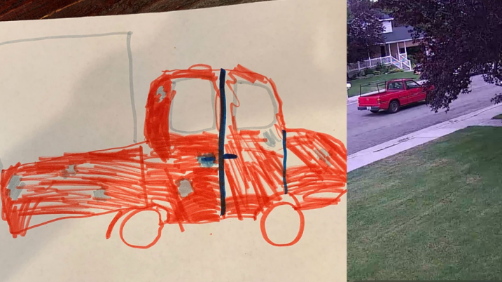9-Year-Old Utah Girl's Drawing Gives Police a Lead in Theft Investigation