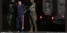 Cartel Leader El Chapo Gets Life in Federal Prison