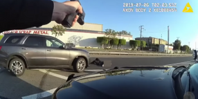 Video: CA Agency Releases Body Camera Footage of Fatal OIS of Teen