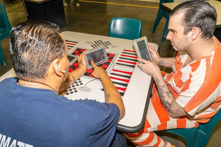 Inmates at the Pinal County Adult Detention Center are now able to use Securus Technologies tablets to help advance their education and gain new skills while they are incarcerated.