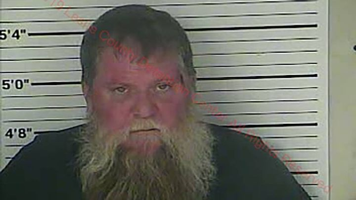 Mark Dungan is accused of shooting and critcially wounding a McCreary County (KY) Sheriff's Deputy Tuesday night. (Photo: Leslie County Detention Center)  -