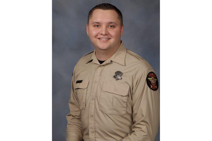 Deputy Nicholas Dixon is survived by his wife and two sons.