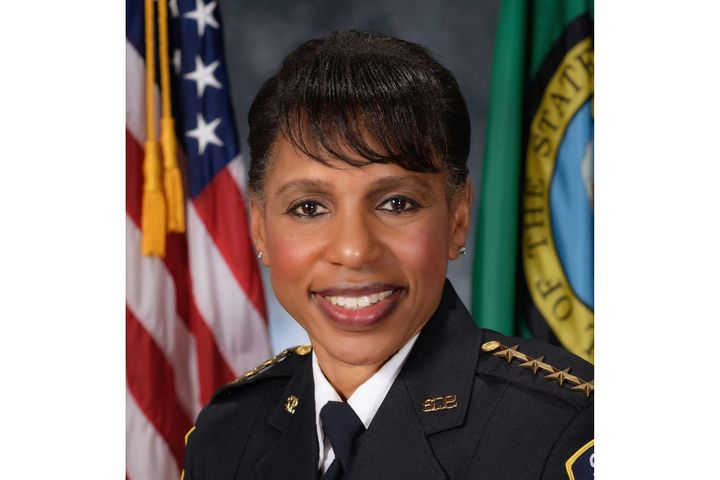 Seattle Police Chief Carmen Best
