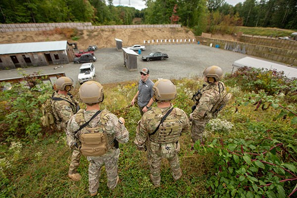 SIG Sauer Academy training courses are now available on GSA Schedule 84.  - Photo: SIG Sauer