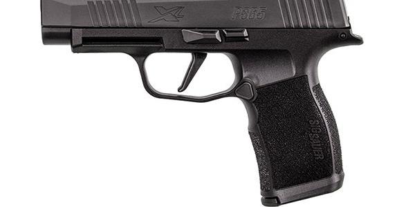 SIG Sauer's new P365 XL pistol