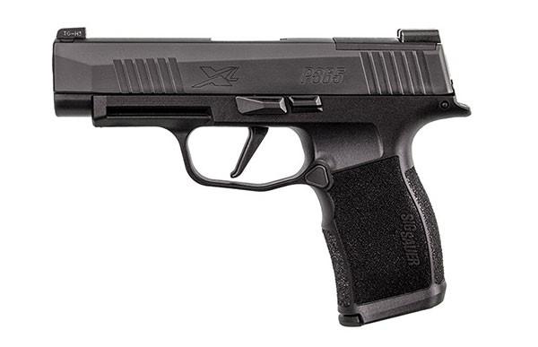 SIG Sauer's new P365 XL pistol  - Photo: SIG Sauer
